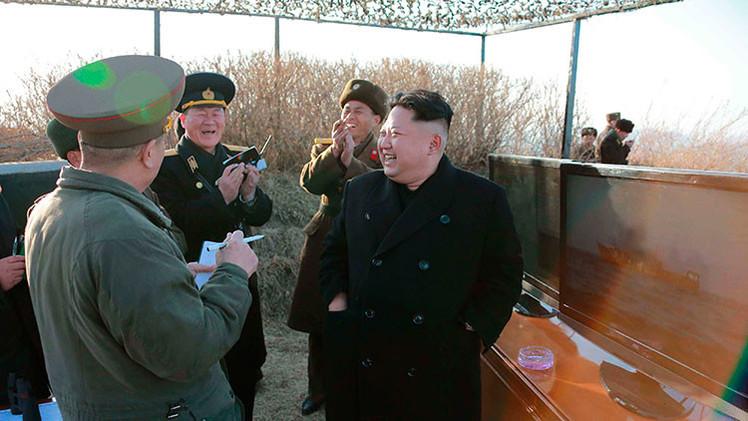 Corea del Norte ensaya con éxito un misil de crucero antibuque