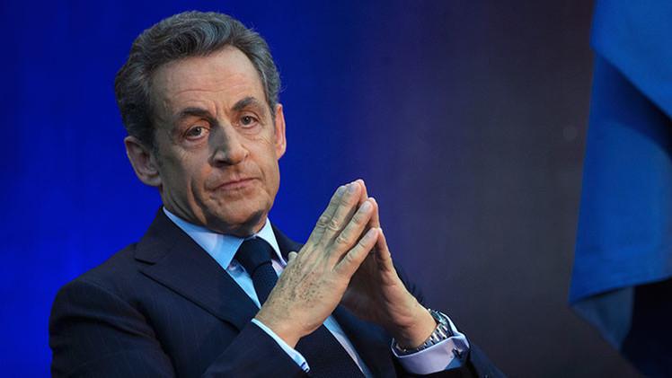"""Sarkozy: """"No se puede reprochar a Crimea que haya elegido Rusia"""""""