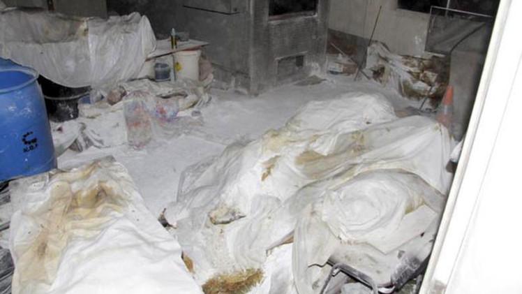 Fraude en México: funerarios entregaron arena en vez de cenizas a los familiares