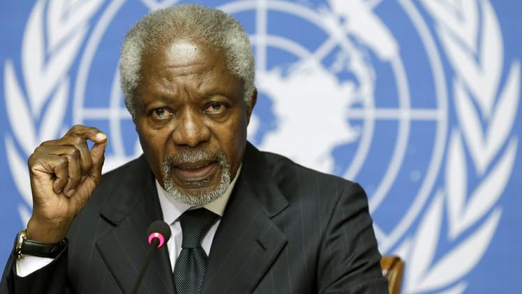 """Kofi Annan: """"La invasión de EE.UU. a Irak fue un error y contribuyó al nacimiento del EI"""""""