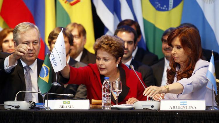 Los bloques regionales de América Latina