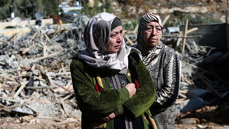Centenares de rabinos condenan la demolición de casas palestinas por Israel