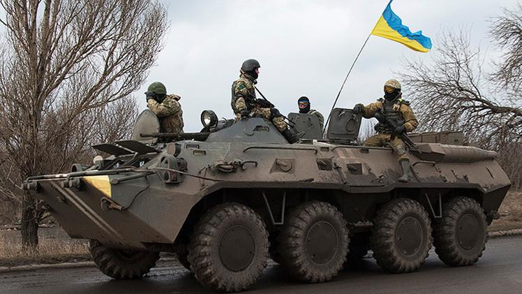 """""""Es inevitable un golpe militar en Ucrania"""""""