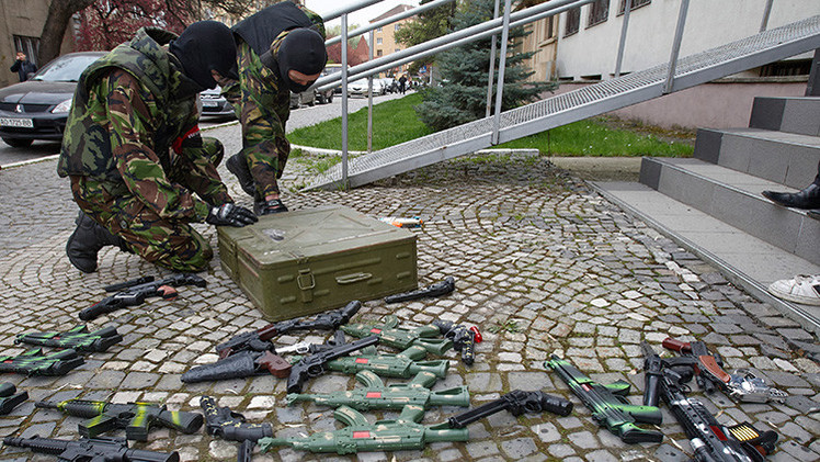 ¿Una mini-OTAN?: Kiev 'fantasea' con la creación de un bloque militar propio