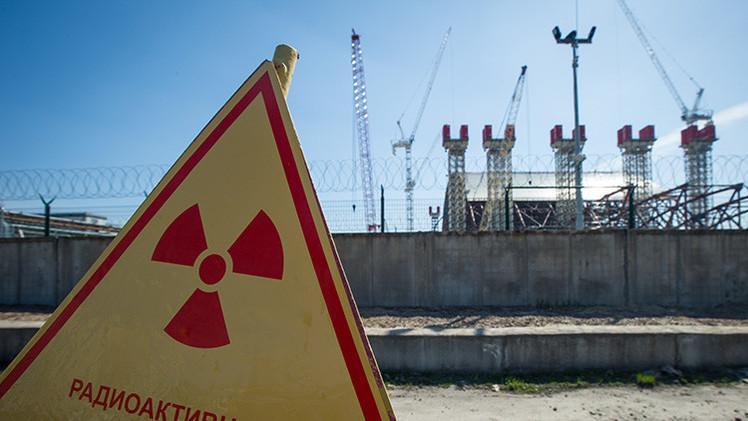 ¿Por qué están llegando partículas radioactivas de Chernóbil a otros países?