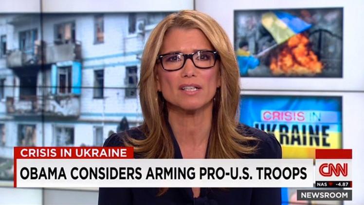 """CNN tacha al Ejército ucraniano de """"fuerzas pro-Estados Unidos"""""""