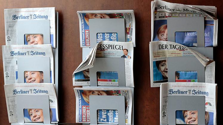 """""""Para los medios de Alemania distorsionar las palabras de Lavrov o Putin es una norma"""""""
