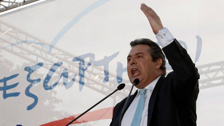 Grecia podría pedir ayuda a Rusia, EE.UU. y China, en vez de Alemania