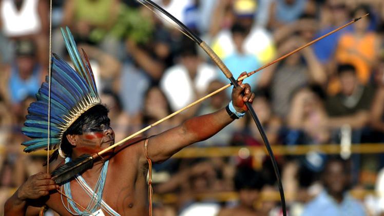 Brasil acogerá los primeros Juegos Mundiales Indígenas