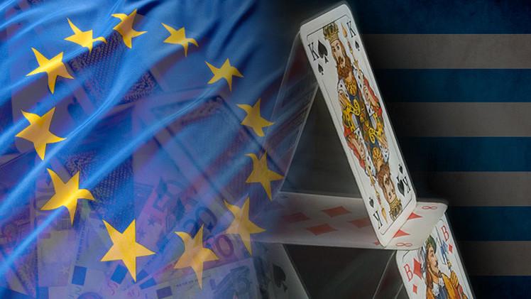 """Ministro de Finanzas de Grecia: """"La Eurozona es un castillo de naipes"""""""