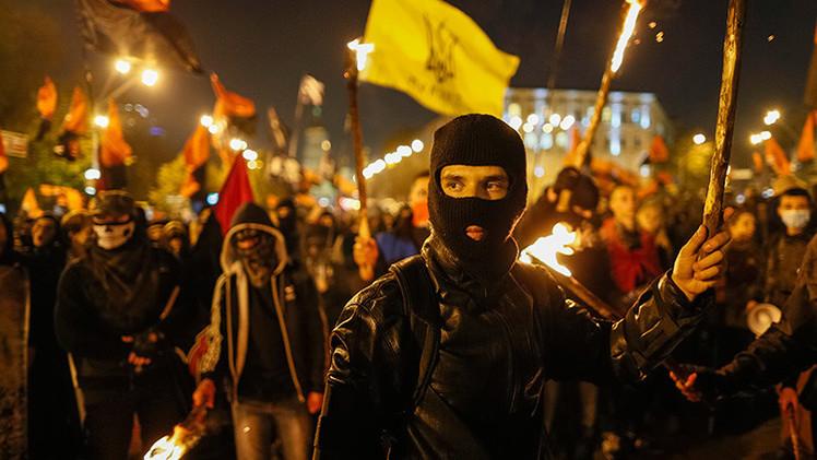 Moscú: en Ucrania renace el nazismo gracias a la tolerancia de EE.UU. y Europa
