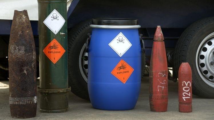 OPAQ: El Estado Islámico habría podido utilizar armas químicas en sus ataques