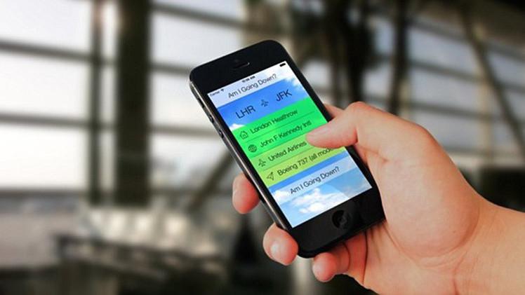 '¿Estoy cayendo?': La aplicación que calcula la probabilidad de un accidente aéreo