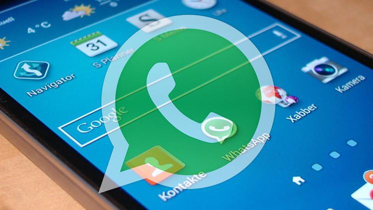 Crean un programa que permite 'hackear' WhatsApp y espiar a sus usuarios