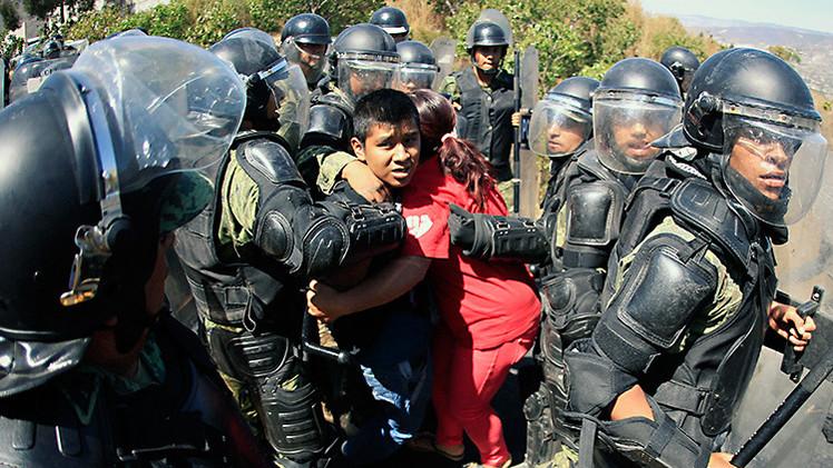 """Insólita amenaza a estudiantes en México: """"Van a desaparecer como los normalistas"""""""