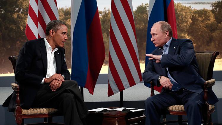 Obama llama a Putin para acordar la paz en Ucrania