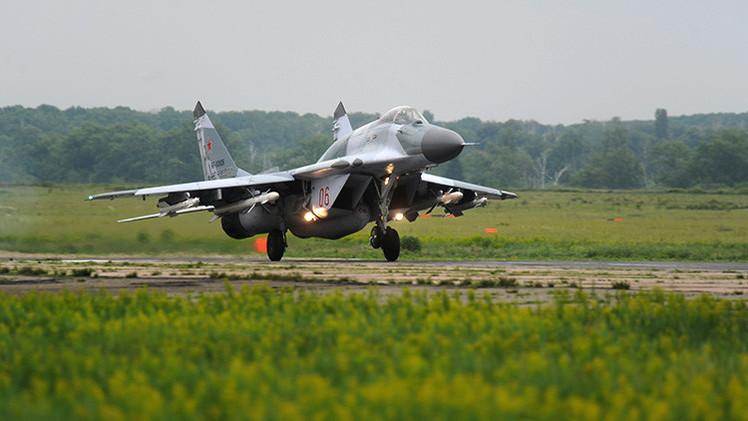 Nicaragua planea comprar cazas rusos MiG-29 para combatir el narcotráfico