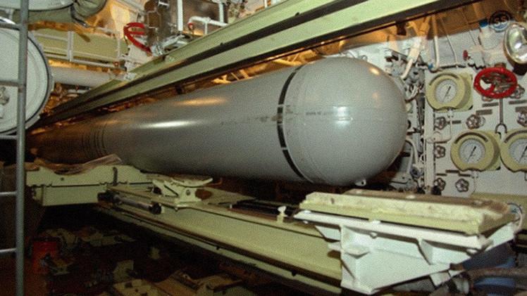 Rusia probará el nuevo misil balístico que se dispara desde suelo marino