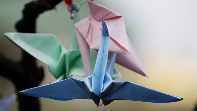 Video: Conozca el robot estilo 'origami' que se ensambla a sí mismo