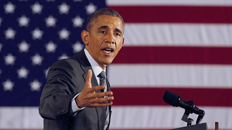 Obama reconoce que el debilitamiento de la economía rusa afectaría a EE.UU.
