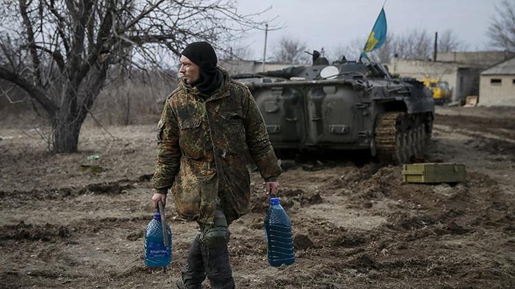 Informe: El Ejército ucraniano es incapaz de combatir
