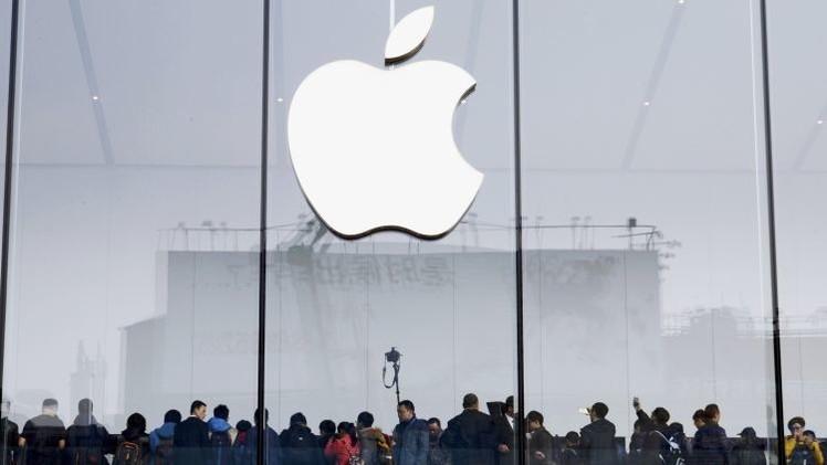 Apple, la primera empresa en EE.UU. que vale más de 700.000 millones de dólares