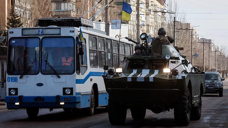 """""""La ayuda militar a Kiev podría acabar con el imperio de EE.UU."""""""