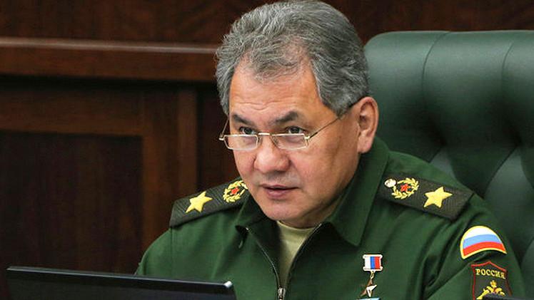 El ministro de Defensa ruso recibe la Orden al Mérito de Venezuela