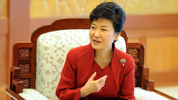 Corea del Sur: EE.UU. no puede indicar a nuestra presidenta qué países visitar