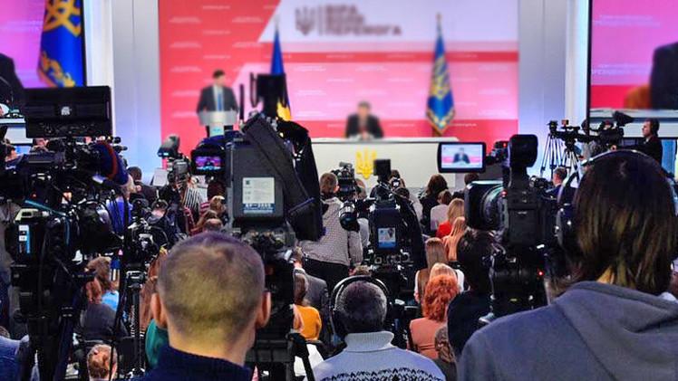 Moscú: Kiev viola la libertad de expresión al impedir el trabajo de periodistas rusos