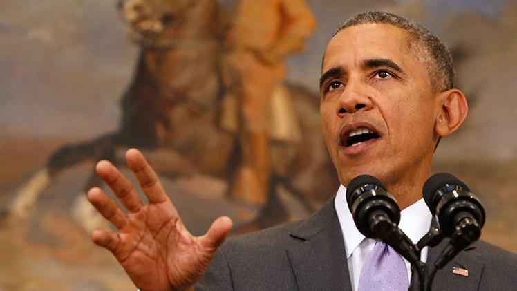 """""""Obama pide al Congreso carta blanca para hacer la guerra sin límites"""""""