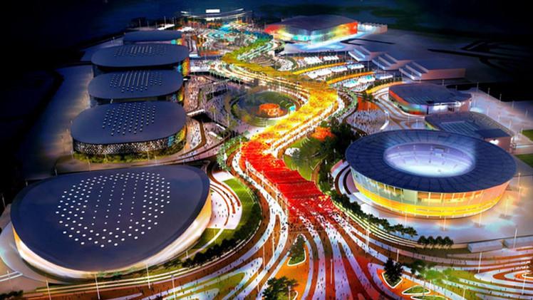 VIDEO: Descubra el parque olímpico de los Juegos de Río de Janeiro 2016