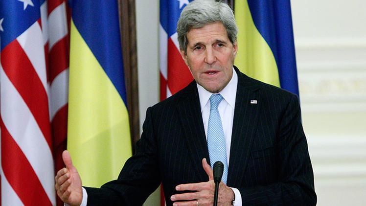 EE.UU. podría retirar las sanciones contra Rusia si se cumple el acuerdo de Minsk