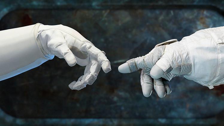 """""""Los robots van a creer en Dios"""""""