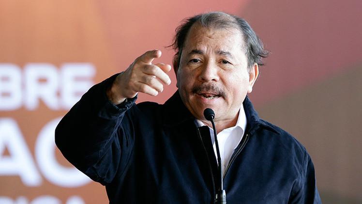 """Daniel Ortega: """"EE.UU. siembra el caos en el mundo"""""""
