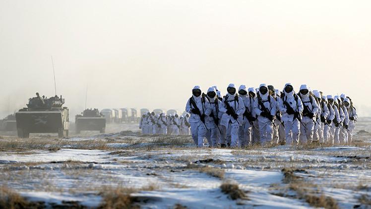 """EE.UU.: """"Las Fuerzas Armadas de China no están preparadas para ganar una guerra"""""""