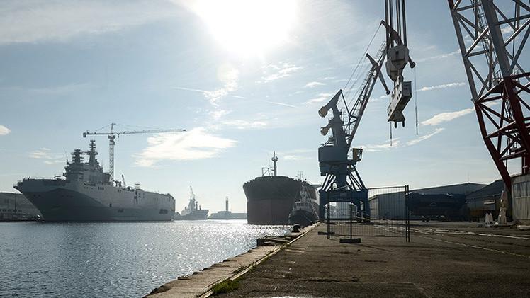 ¿Qué gasto le supondría a Francia incumplir con la entrega de los Mistral?