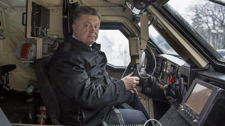 """Poroshenko: """"Ucrania cumplirá con los acuerdos de Minsk"""""""