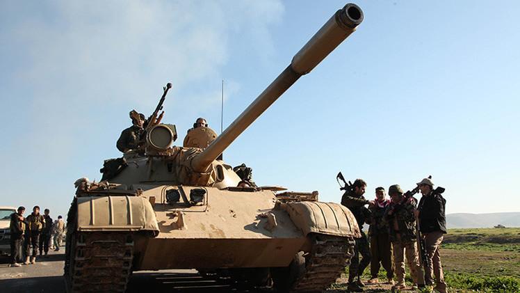 El Ejército iraquí salva del Estado Islámico a 300 marines estadounidenses