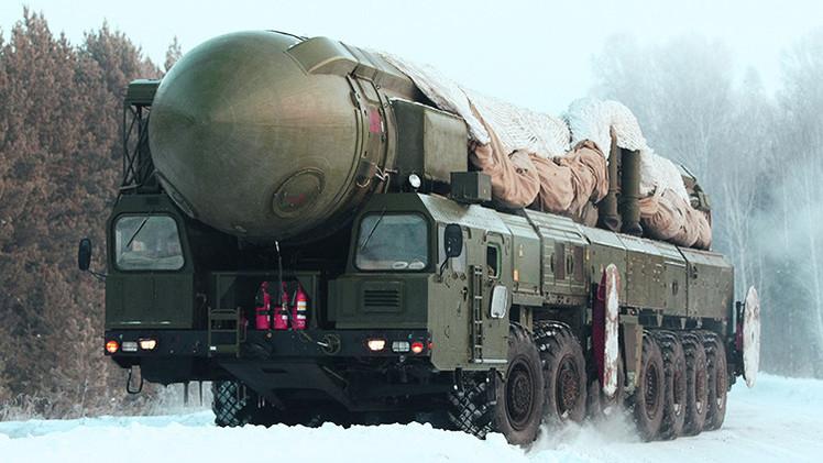 Rusia emprende maniobras sin precedentes de sus fuerzas nucleares
