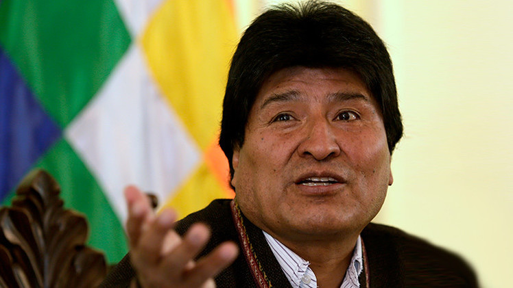"""Evo Morales: """"Las mujeres son más inteligentes, menos corruptas"""""""