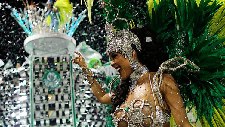Alegría irrefrenable: Arranca en Brasil el carnaval más espectacular del mundo