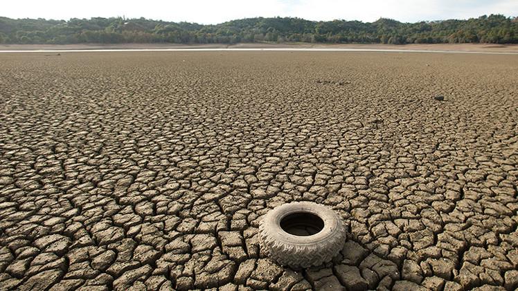 Científicos: EE.UU. enfrentará 'una mega-sequía' en el siglo XXI