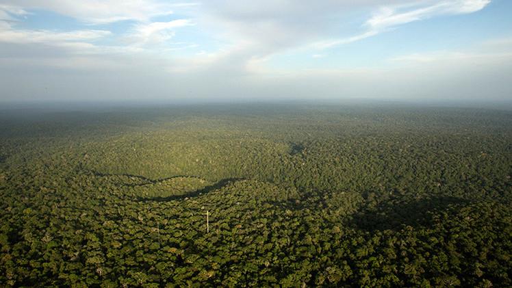 Drones, a la caza de evidencias de antiguas civilizaciones en Amazonia