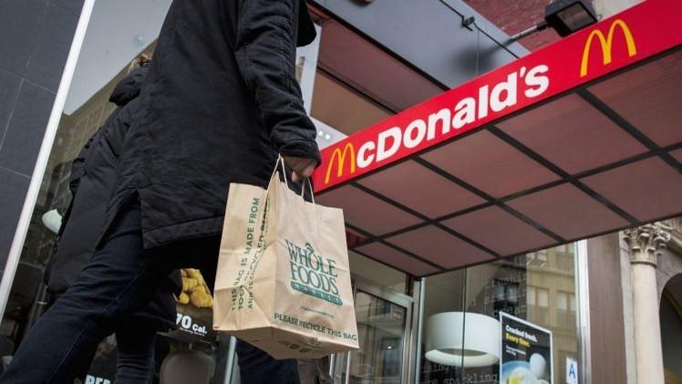 McDonald's pierde clientes por usar transgénicos y sustancias químicas