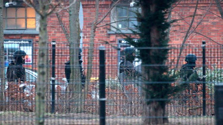 """""""El tiroteo en Copenhague fue probablemente un ataque terrorista"""""""