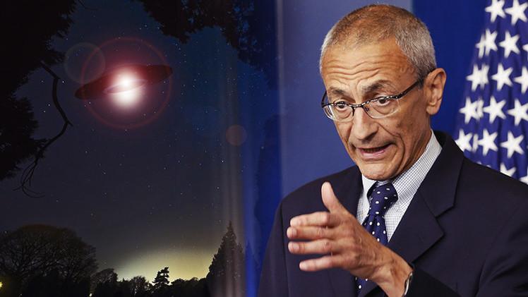 Los ovnis, el mayor pesar del asesor de Obama