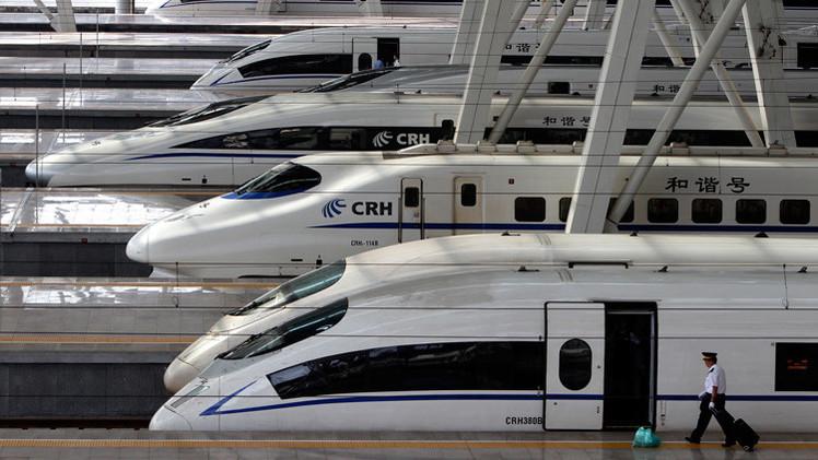 Sin murallas: Una hora de tren unirá China con el extremo oriente de Rusia