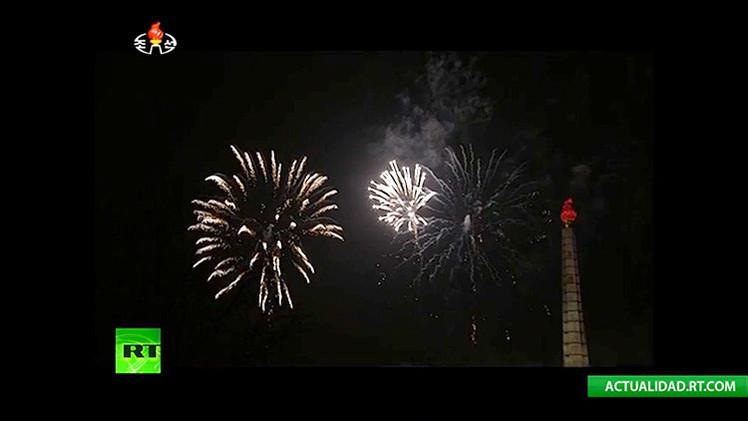 Corea del Norte celebra el 73 aniversario del exlíder Kim Jong il