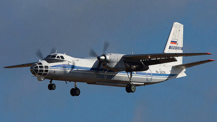 Aviones rusos controlarán la actividad militar de EE.UU. desde el aire